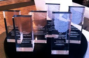 2013 CHC awards