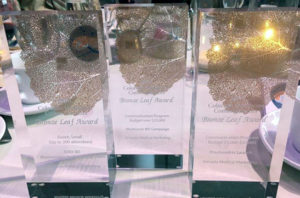 Gold Leaf Awards