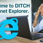 Ditch Internet explorer