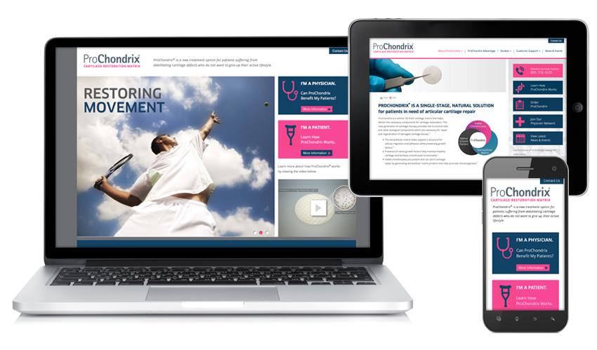 prochondrix website