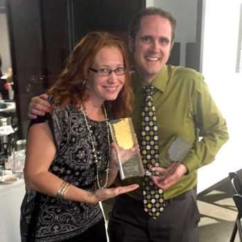 Colorado Healthcare Communicators Gold Leaf Awards